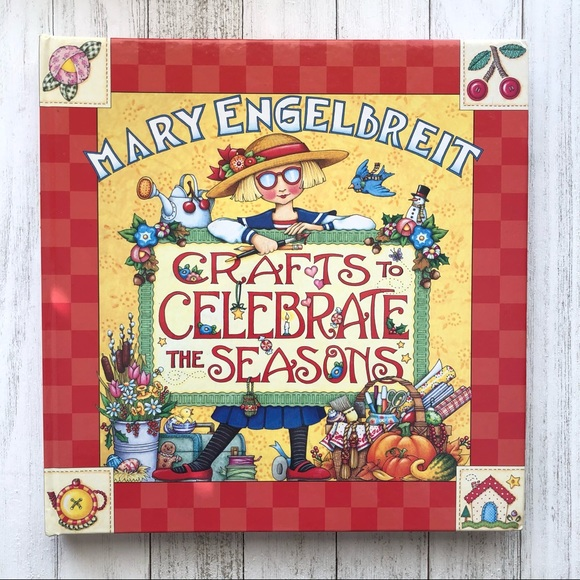 Crafts to Celebrate the Seasons Book